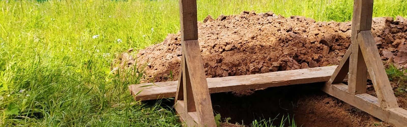 Выкопаем питьевой колодец, для полива, для дачи и дома